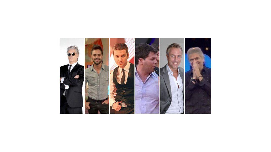 Premios TATO 2013: ¿Quién creés que ganará como mejor conductor?