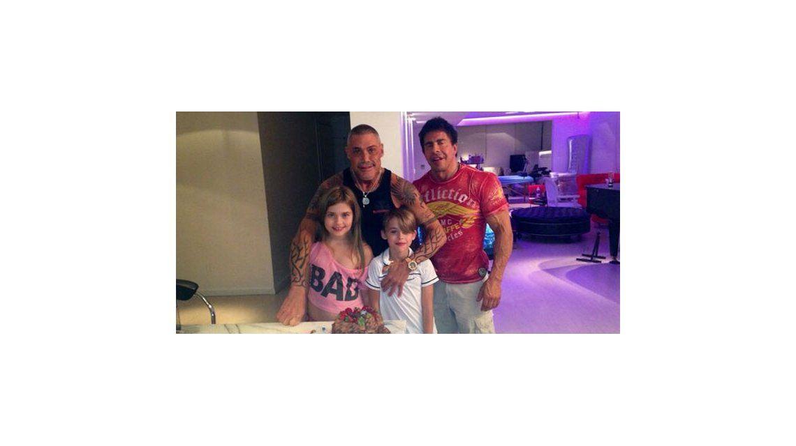 Gustavo Martínez consiguió la tutela definitiva de los hijos de Ricardo Fort