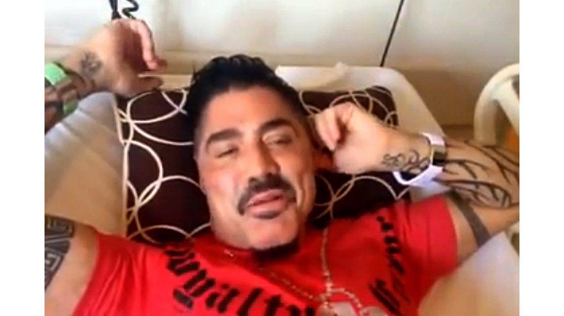 El último video de Ricardo Fort