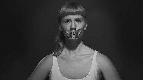 Famosos protagonizan un spot en contra de la violencia de género
