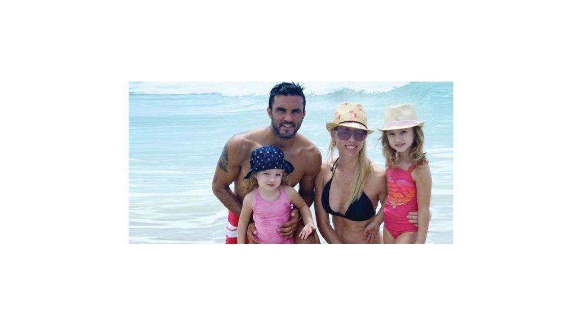 ¡Se agranda la familia! Nicole Neumann y Fabián Cubero esperan su tercer hijo