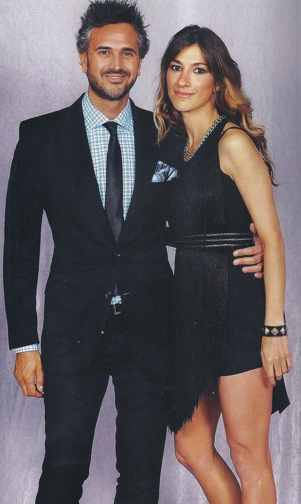 El look de las parejas en la gala de Caras