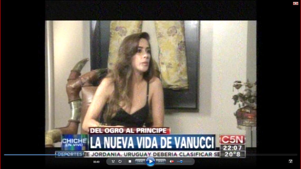 La furia de Victoria Vannucci: Sigo padeciendo el casamiento con Fabbiani