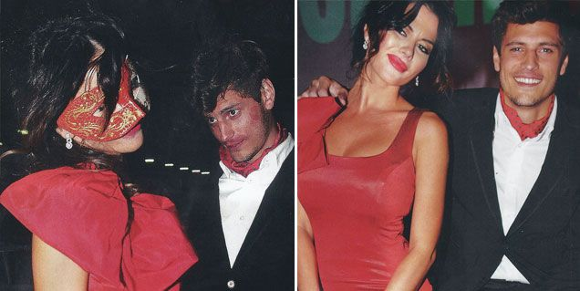 Ya no se ocultan: los besos de Jelinek y su nuevo novio en una fiesta