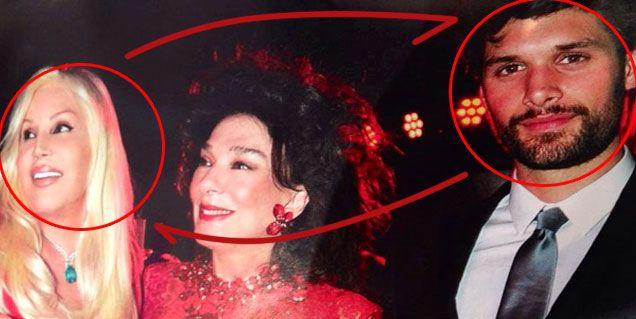 Susana acompañada: ¿Quién es el modelo con el que estuvo en la gala de Caras?