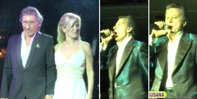 La intimidad del casamiento de Susana Roccasalvo y Carlos Hlawacsek