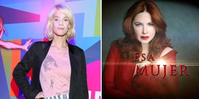 Leticia Bredice se suma al elenco de Esa mujer, la novela de Andrea del Boca