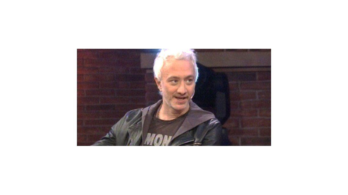 Andy Kusnetzoff: Me gustaría tener hijos sin llegar a ser tan grande de edad