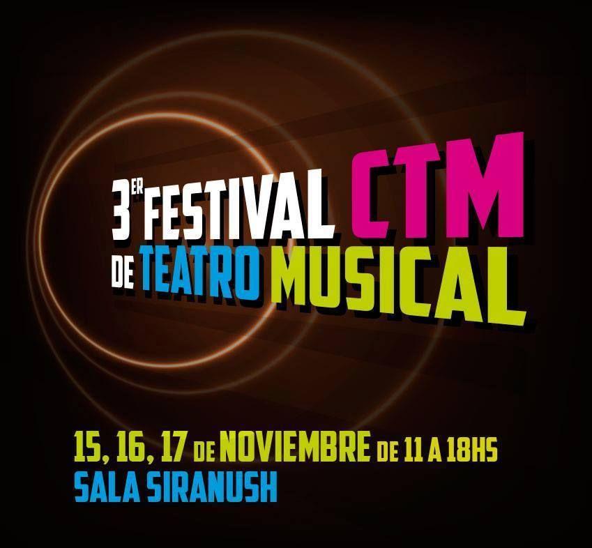 Hoy y mañana se realiza el Festival de Teatro Musical en Buenos Aires