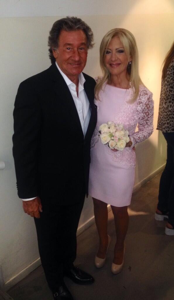 Susana Roccasalvo se casó con su novio Charly, tras tres años de relación