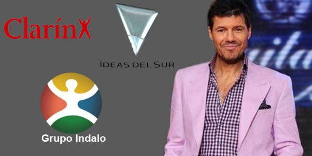 Indalo compró el 30% de Ideas del Sur: Tinelli será figura exclusiva hasta el 2026