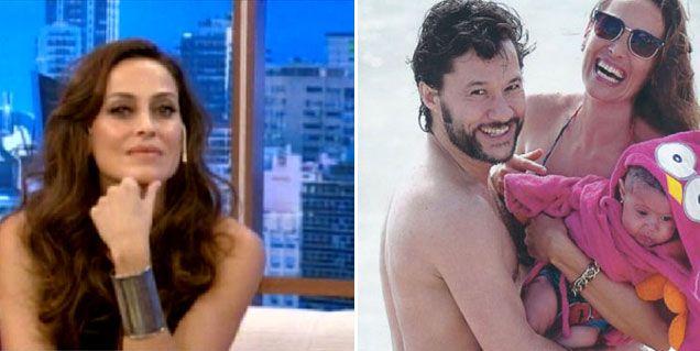 Diego Torres: Estamos disfrutando de Nina y de la experiencia de ser padres