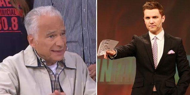 Alberto Cormillot furioso con  Infama por las críticas a Cuestión de peso