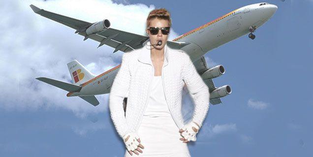 Justin Bieber, crónica de una gira alocada, con agresiones y show suspendido