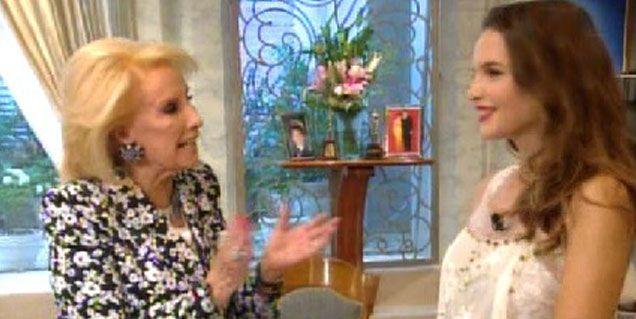 Sabrina Garciarena: El bebé no estaba planeado, tenía contrato con Telefé