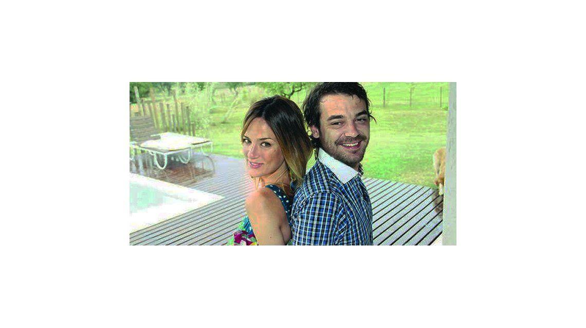 Los divertidos reclamos de Paula Chaves a Pedro Alfonso luego de ser padres de Olivia