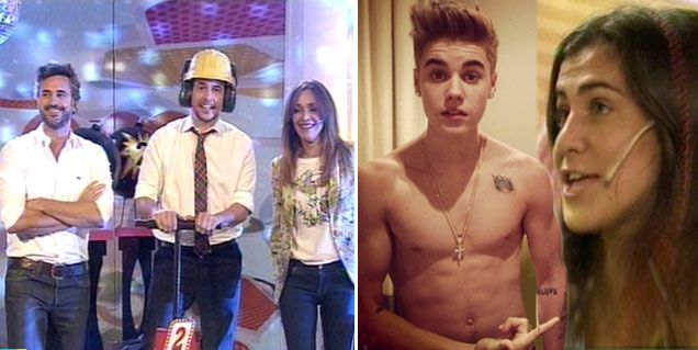 El levante de Justin Bieber en una noche de descontrol en Buenos Aires