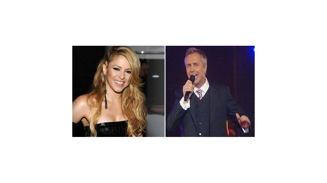 Marley viajó a Barcelona a entrevistar a Shakira: cenó con Piqué y el pequeño Milan