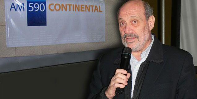 Brutal asalto a Alfredo Leuco: cuatro hombres lo golpearon cerca de Radio Continental