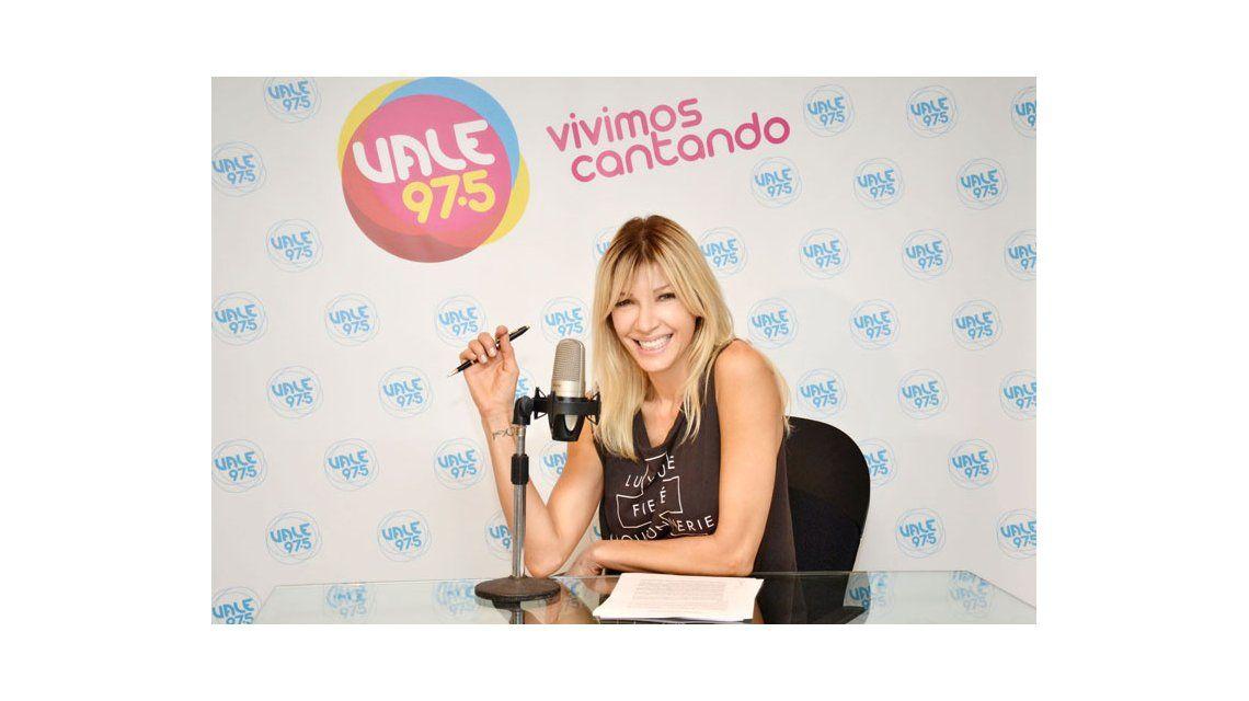 Catherine Fulop conducirá las mañanas de FM Vale en 2014