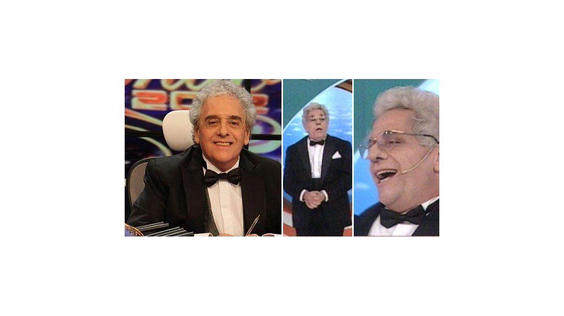 Campi y una desopilante imitación de Antonio Gasalla en Peligro Sin Codificar
