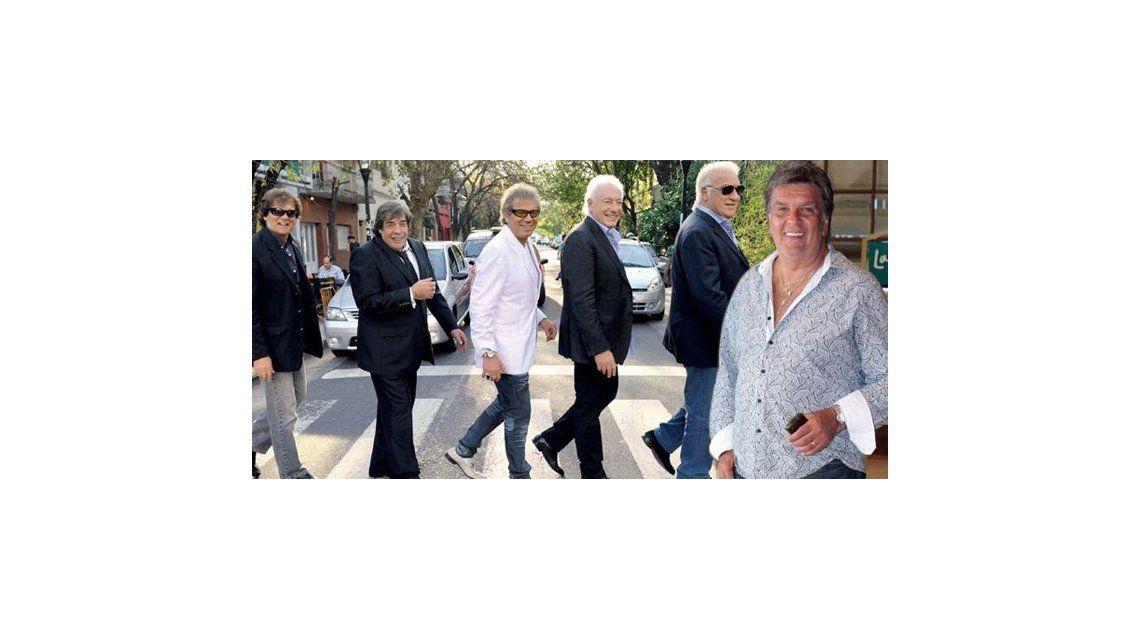 Los Buenos Muchachos van al teatro y quieren a Luis Ventura por Cacho Castaña