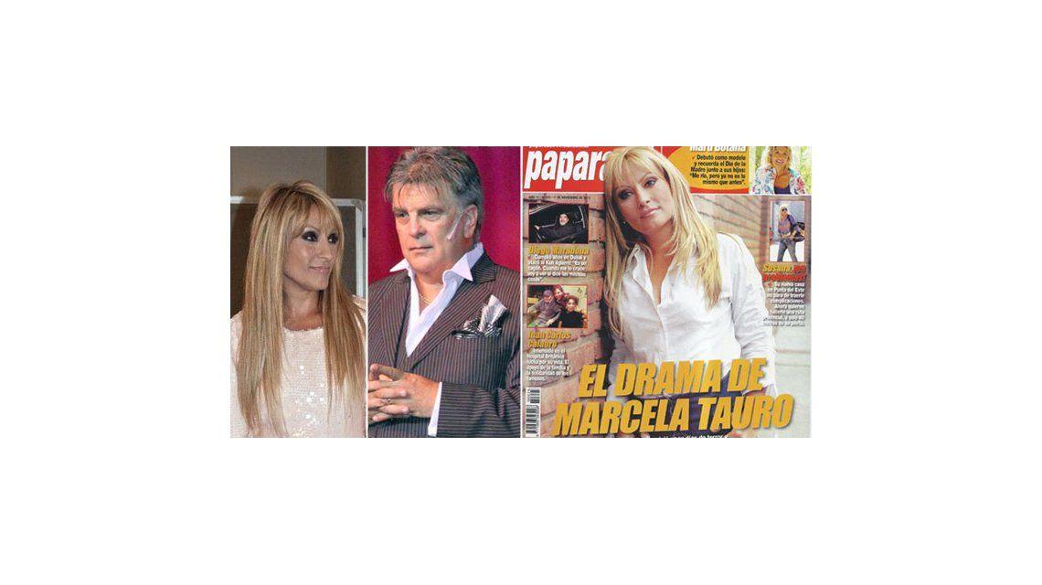 Marcela Tauro: Mi drama es Ventura