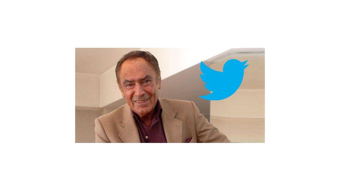 El ambiente de luto: los famosos despiden a Juan Carlos Calabró en Twitter