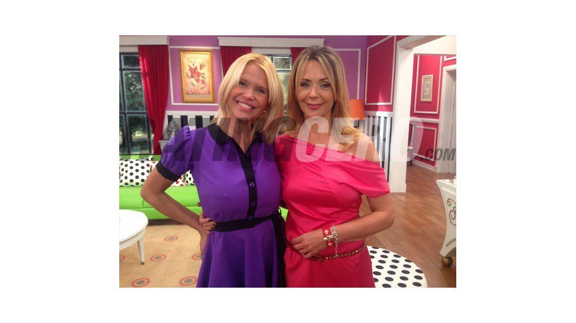 Evelyn actriz: debuta este domingo en Los Grimaldi con Nazarena Vélez por TV