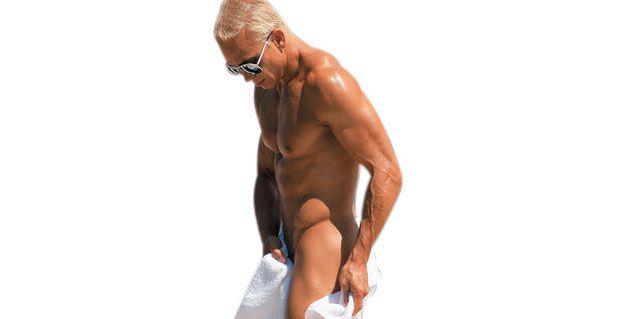 Flavio Mendoza tiene 10 hombres que lo cuidan: los secretos del cuerpo perfecto