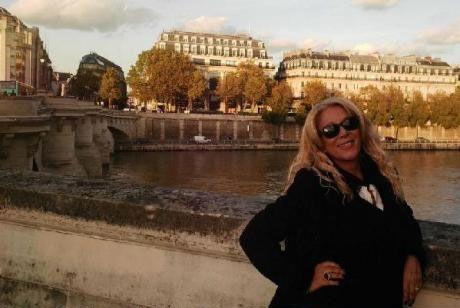 El diario de viaje de Reina Reech en Europa