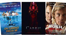 Estrenos: Dos películas excelentes y una muy buena; críticas y videos para ver