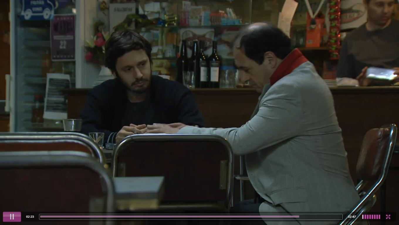 Farsantes: la triste despedida de Guillermo (Chávez) y Pedro (Vicuña)