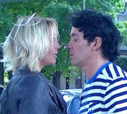 Camino al amor, el backstage de la nueva novela de Zampini y Estevanez