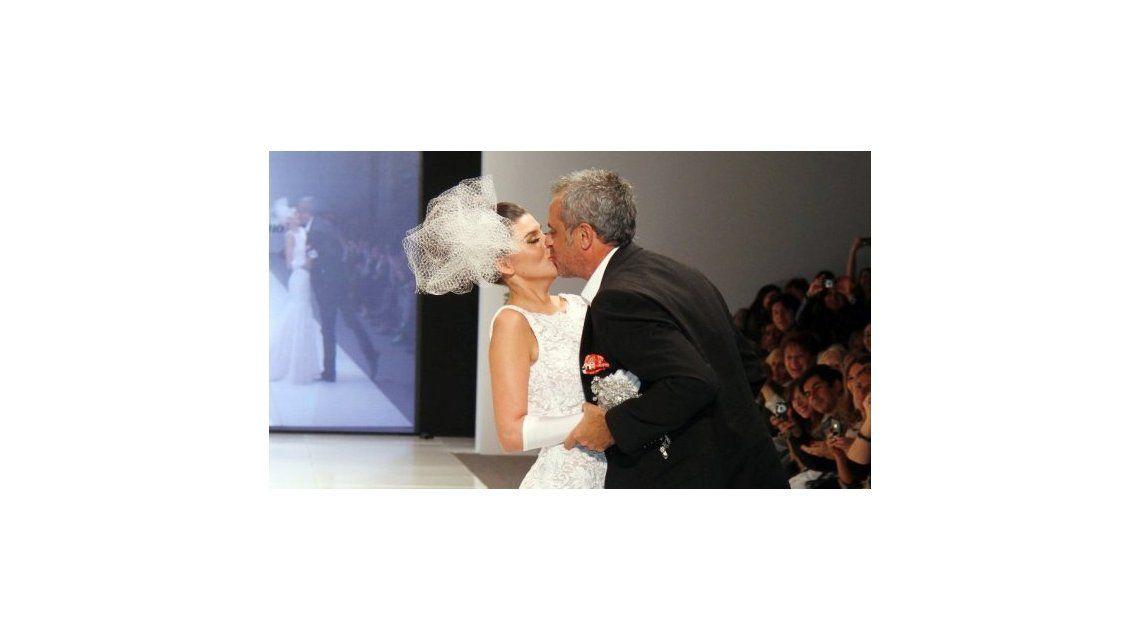 ¿Se casan?: Mariana Antoniale quiere una boda de tres días y cinco vestidos con Rial