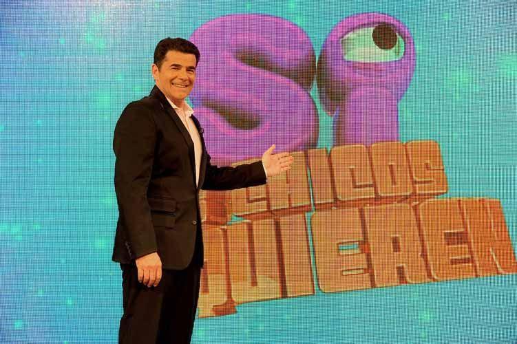 El viernes debuta Si los chicos quieren, el nuevo ciclo de tv de Julián Weich