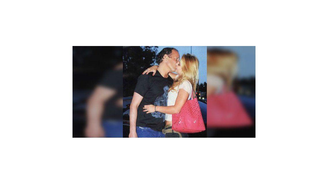 El romántico regalo de Insaurralde a Cirio: Encontré al hombre de mi vida