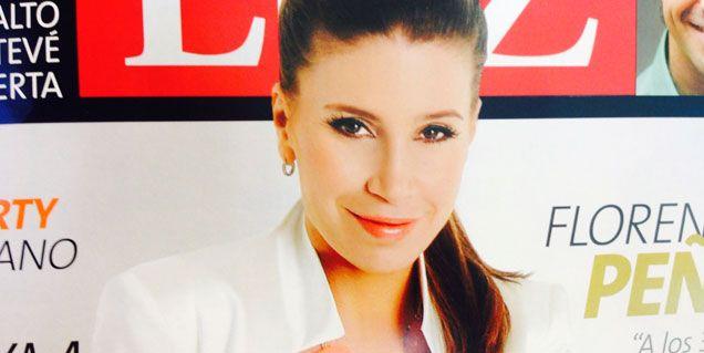 Flor Peña: El amor a distancia funciona y dice que quiere volver a ser mamá