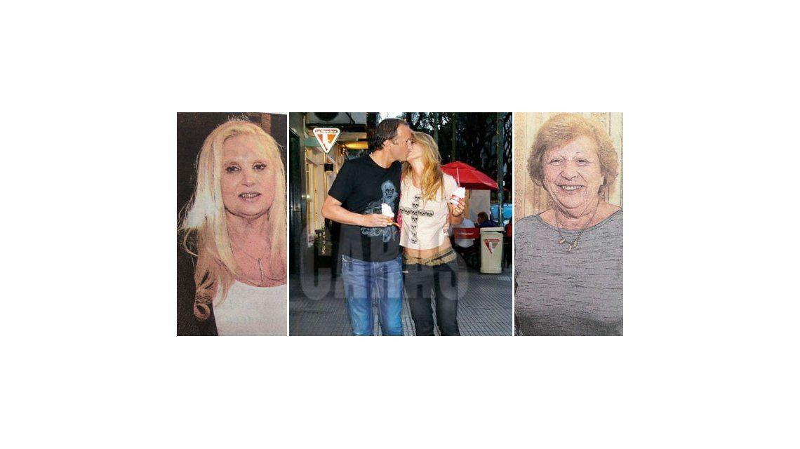 Las madres de Jesica Cirio e Insaurralde quieren conocer a sus hijos políticos