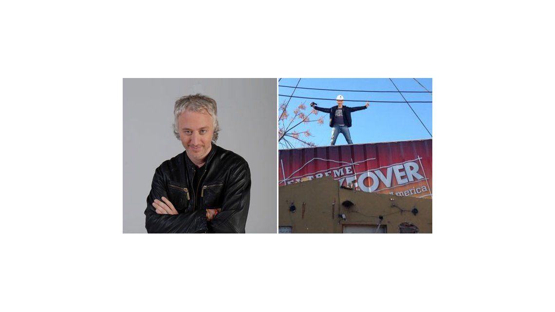 Extreme Makeover, el reality de Andy Kusnetzoff, firmó contrato con Telefe