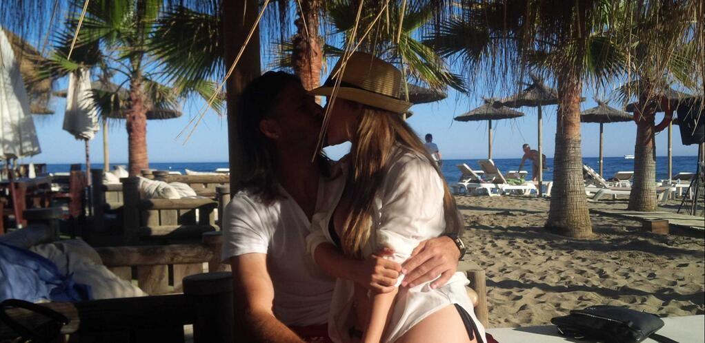 Evangelina Anderson y su hábito de refregarle su familia feliz a Wanda Nara
