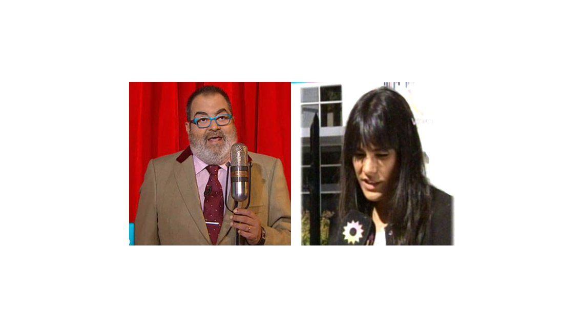La salud de Jorge Lanata: está internado y su mujer habló por primera vez en TV