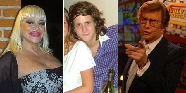 Süller lleva a juicio a su hijo de 22 años por alimentos y abandono de persona
