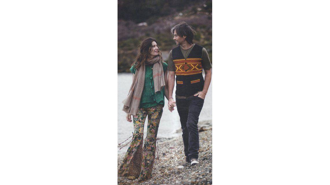 El viaje familiar de Dolores Barreiro y Camisani con sus hijos al Fin del Mundo