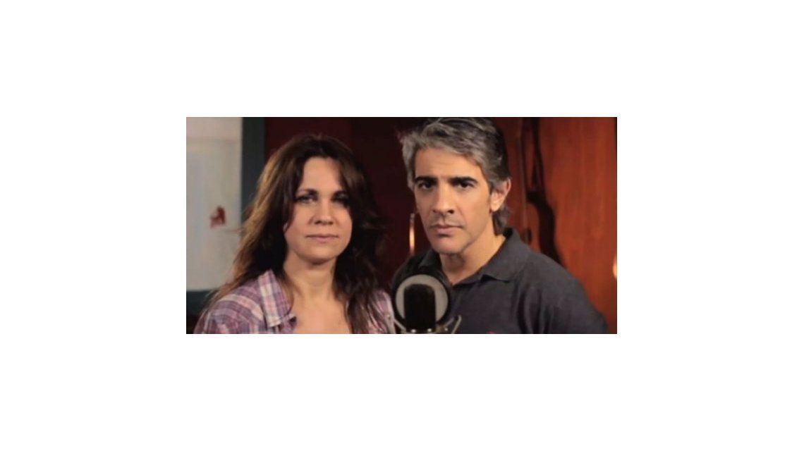Pablo Echarri y Nancy Dupláa vuelven a trabajar juntos