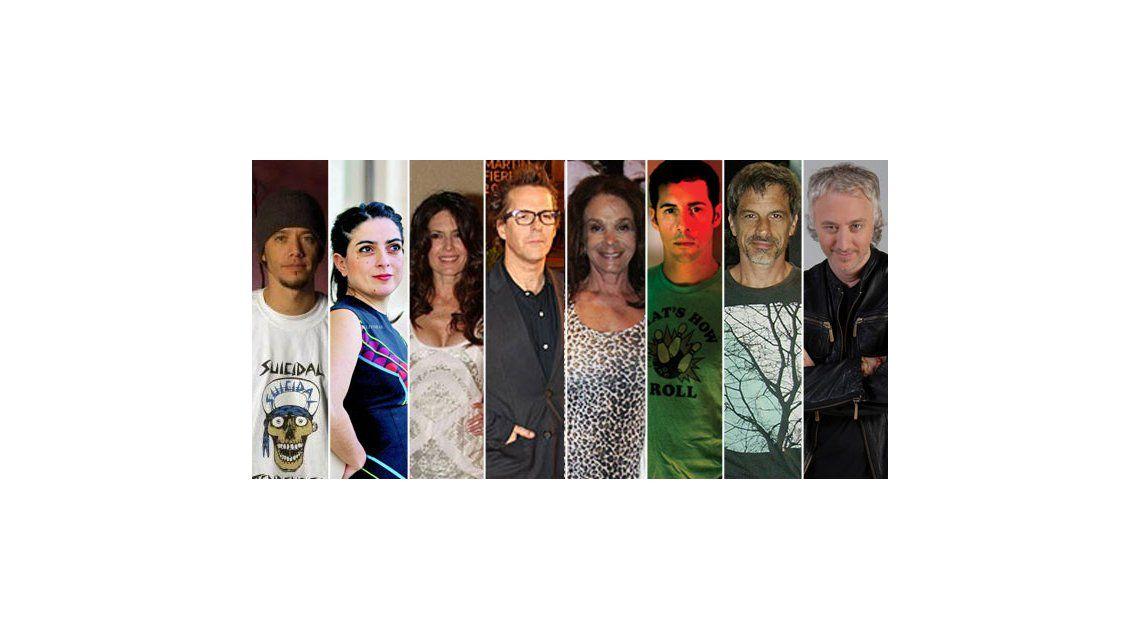 El espíritu Graduados para la nueva tira 2014 de Sebastián Ortega: el elenco