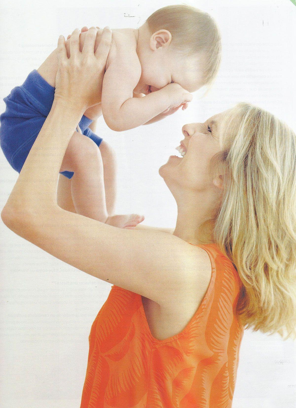 Mamitas: las más lindas del año y sus bebés