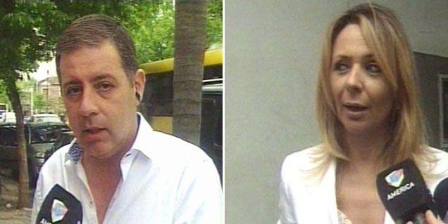 Evelyn y Fabián Doman llegaron a un acuerdo y tendrán un divorcio en paz