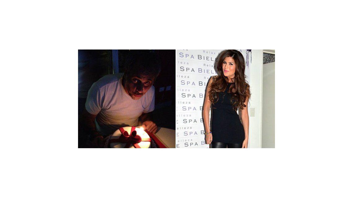 El festejo de Loly para Jorge Rial en su cumpleaños: Juntos como siempre
