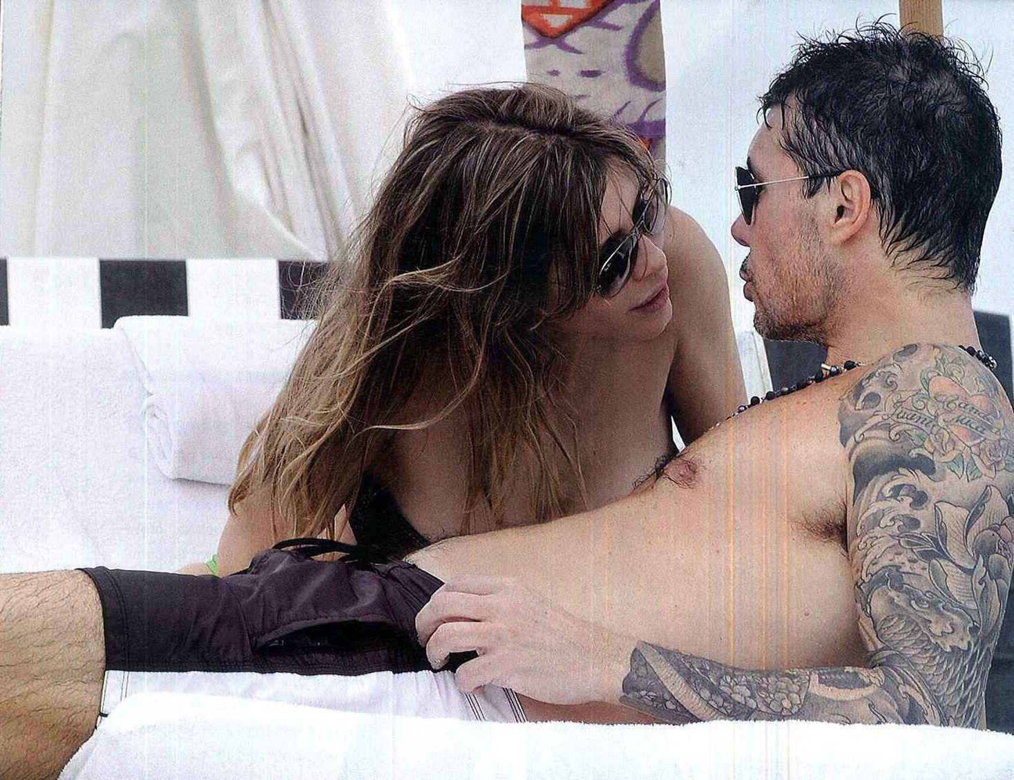 Guillermina Valdes y Marcelo Tinelli ya saben el sexo de su bebé: serán padres de....